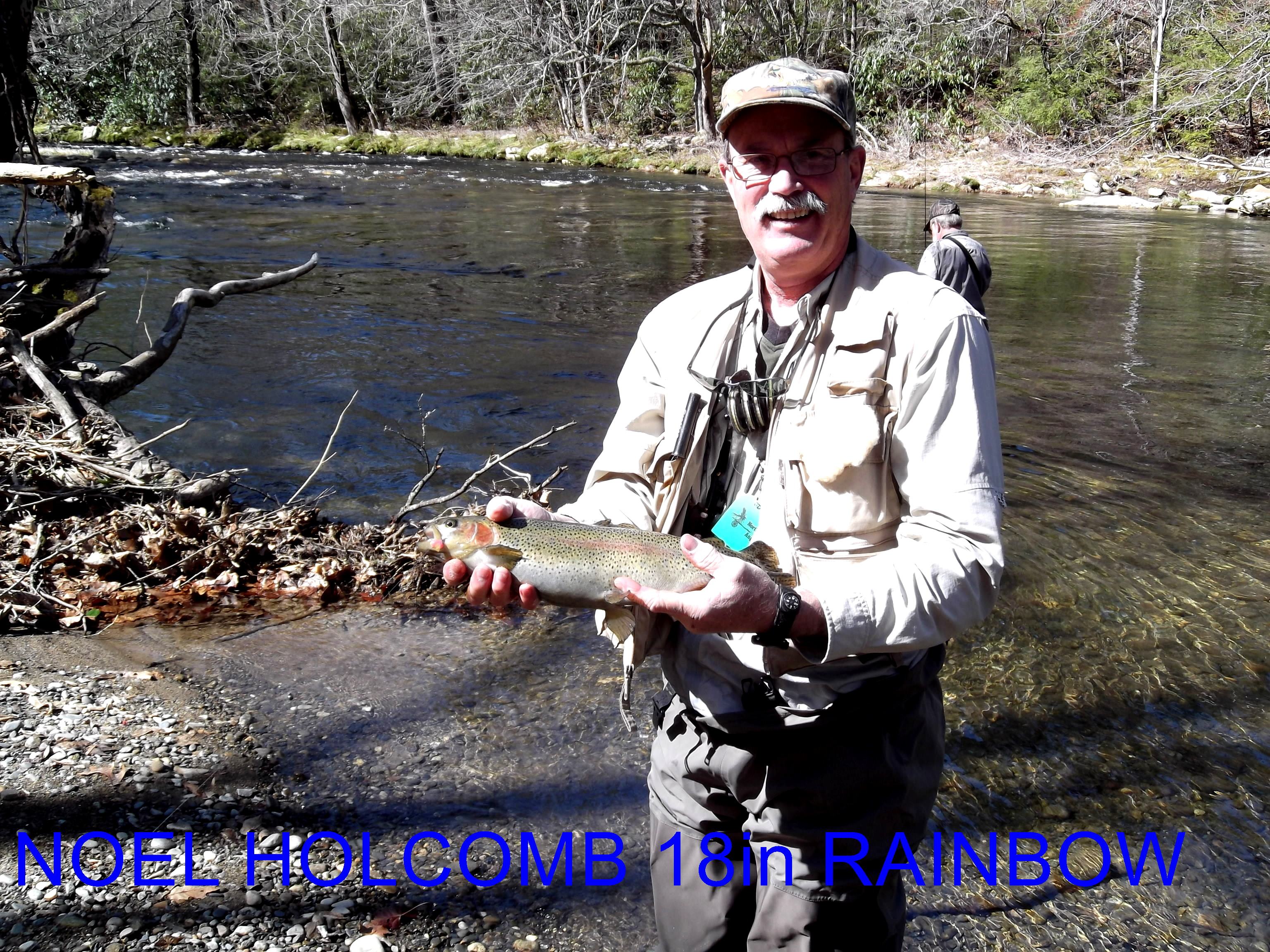 Cherokee nc fishing trips coosa valley chapter 519 for Fishing vacation packages